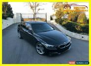 2012 BMW 320d F30 Sedan 4dr Spts Auto 8sp 2.0DT [MY13] Black Automatic A Sedan for Sale